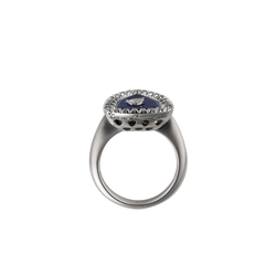 Anello da donna in argento Shield Lady