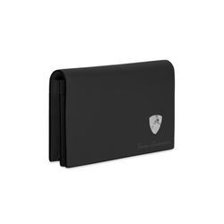 Young PATL3978 Kelly Calf Leather Business Card Holder