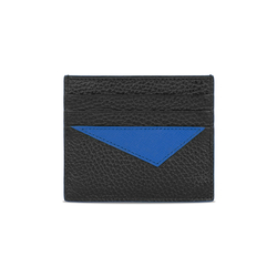 Taglio PATL1945 Saffiano Leather Credit Card Holder