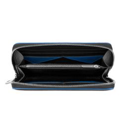 Taglio PATL0405 Saffiano Zip Around Leather Wallet