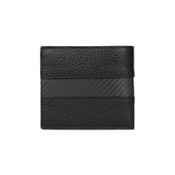 Carbon Leather Wallet