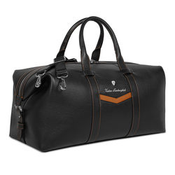 Taglio PATL19114 Saffiano Leather Duffle Bag