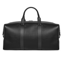 Carbon PATL29114 Leather Duffle Bag