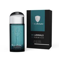 <b>MILLENNIALS DINAMICO</b> <br>Eau de Toilette 2.5 fl. oz.</br>