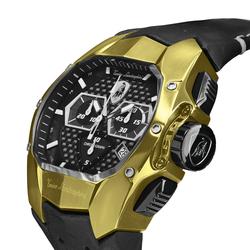 GT1 SS Chrono Watch Yellow Gold