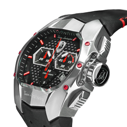 GT1 SS Chrono Watch Red