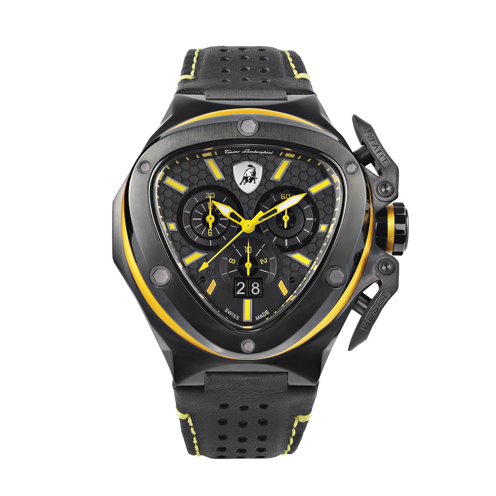 Tonino Lamborghini - Spyder X Chrono Watch yellow