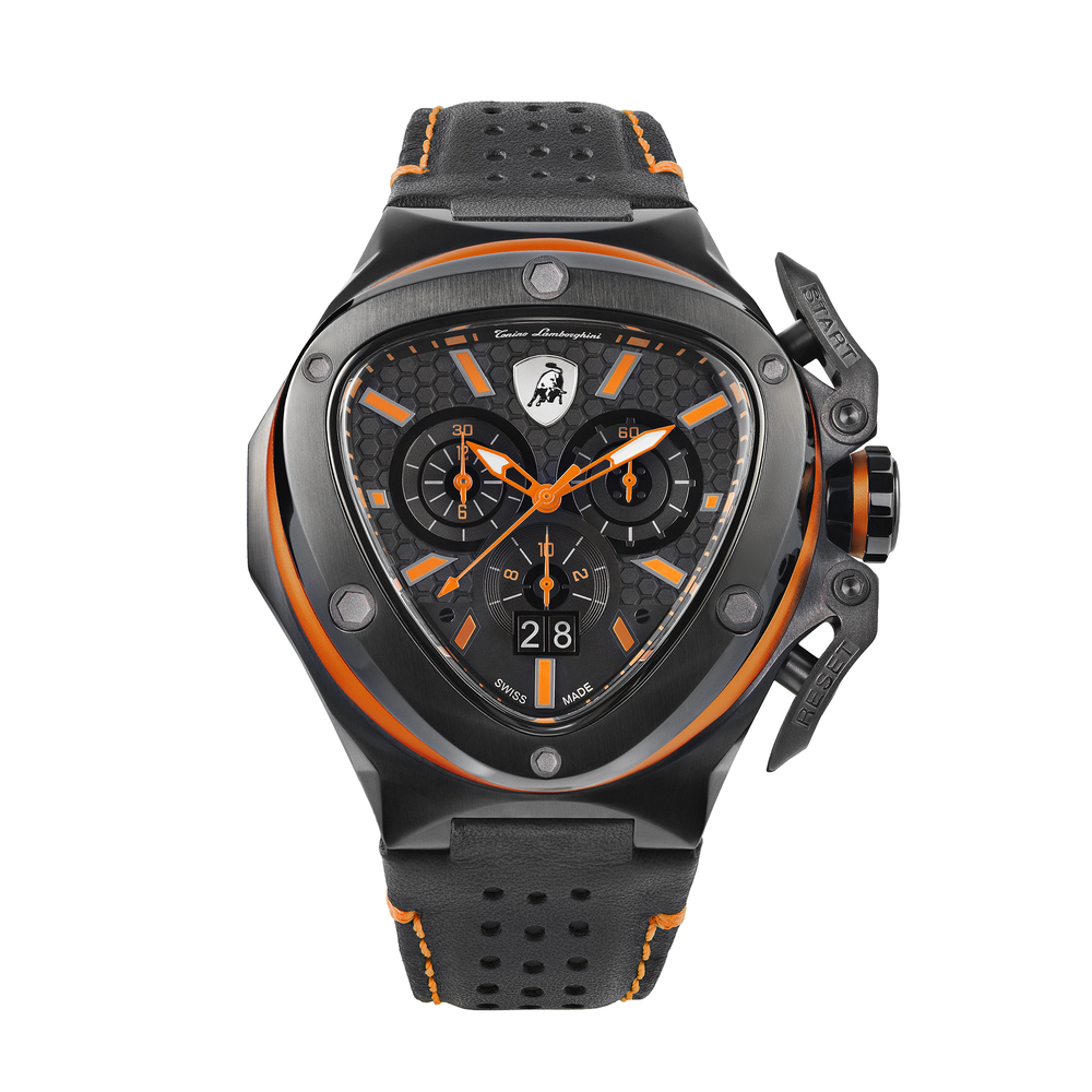 Tonino Lamborghini - Spyder X Chrono Watch orange