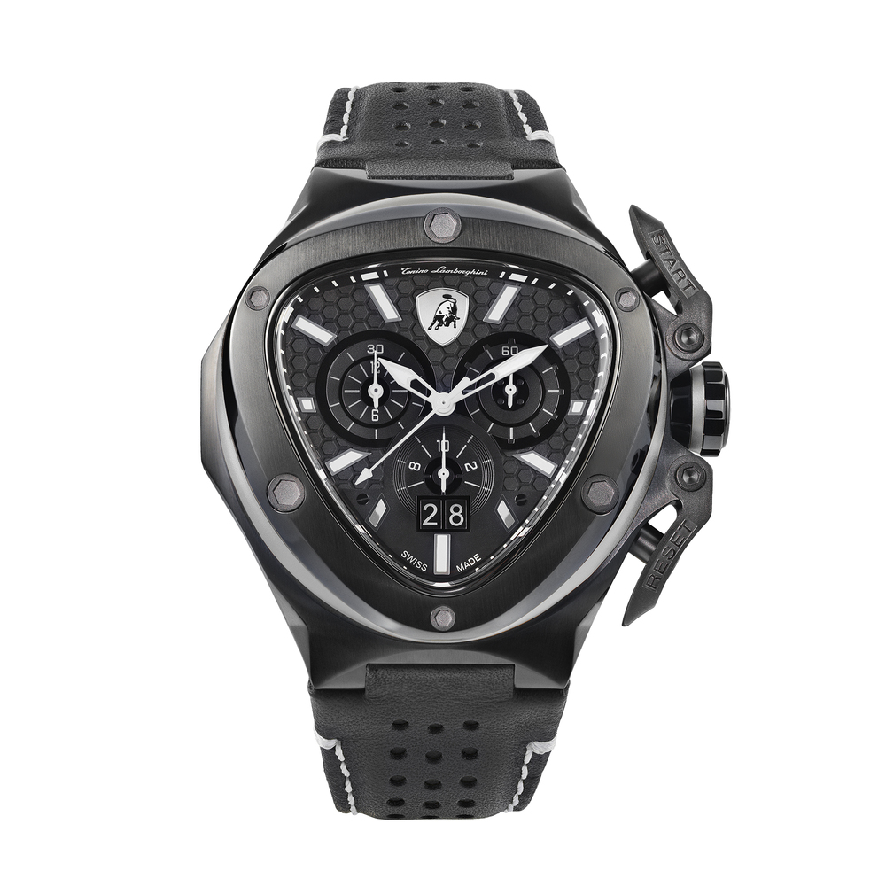 Tonino Lamborghini - Spyder X Chrono Watch white