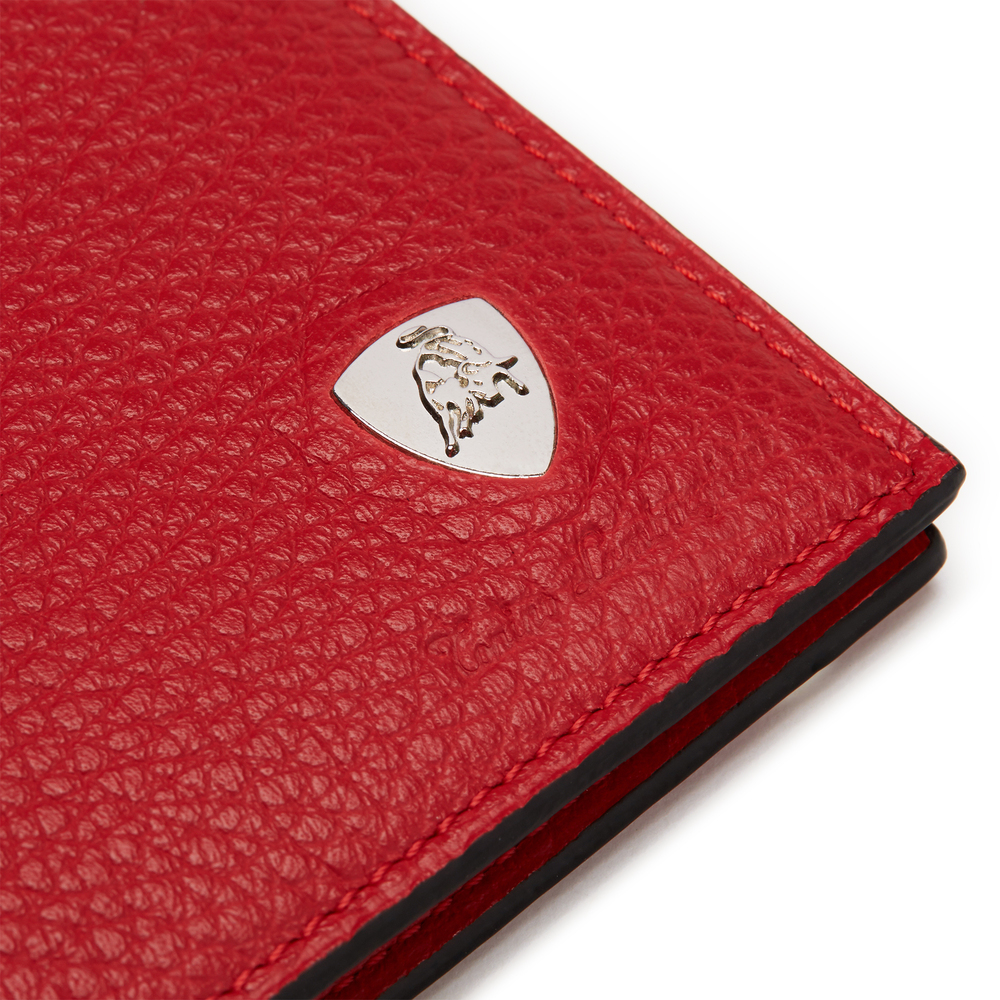 <b>DOLCE VITA WALLET</b> <br>With Full-Grain Calfskin Leather<br/>