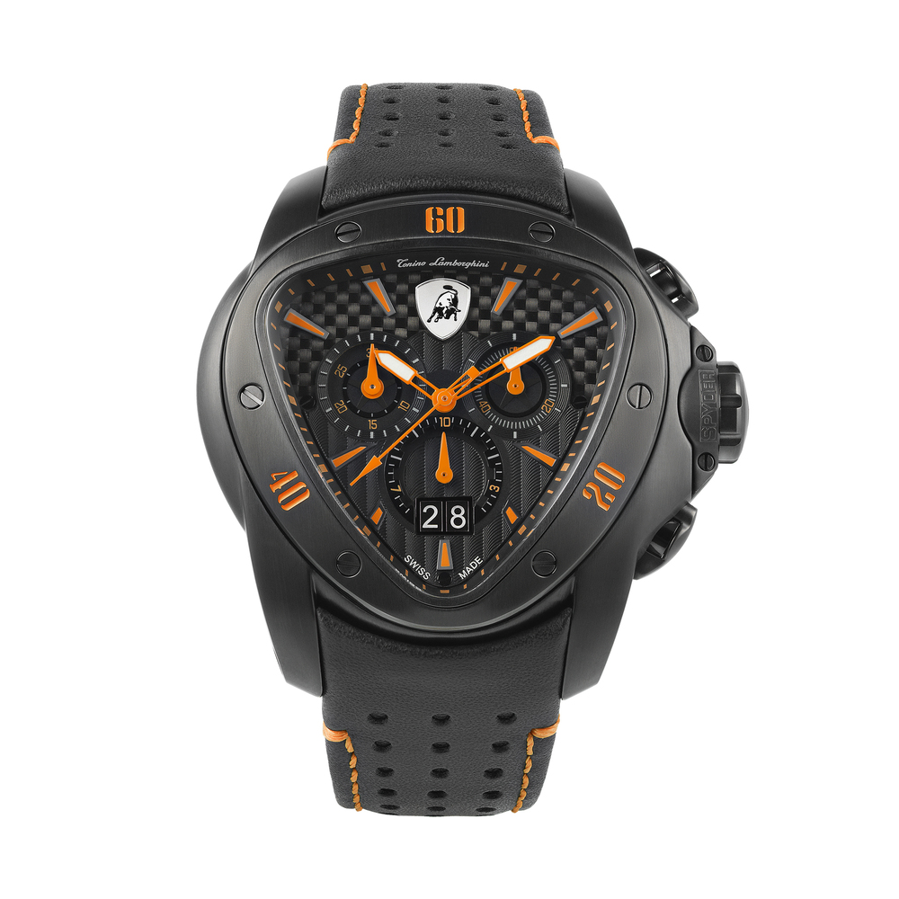 Tonino Lamborghini - Spyder Chrono Watch orange