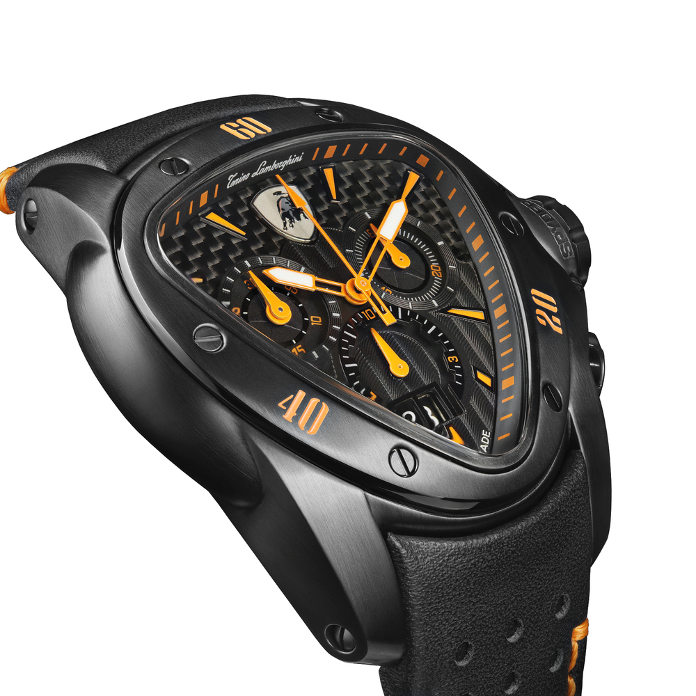 Spyder Chrono Watch
