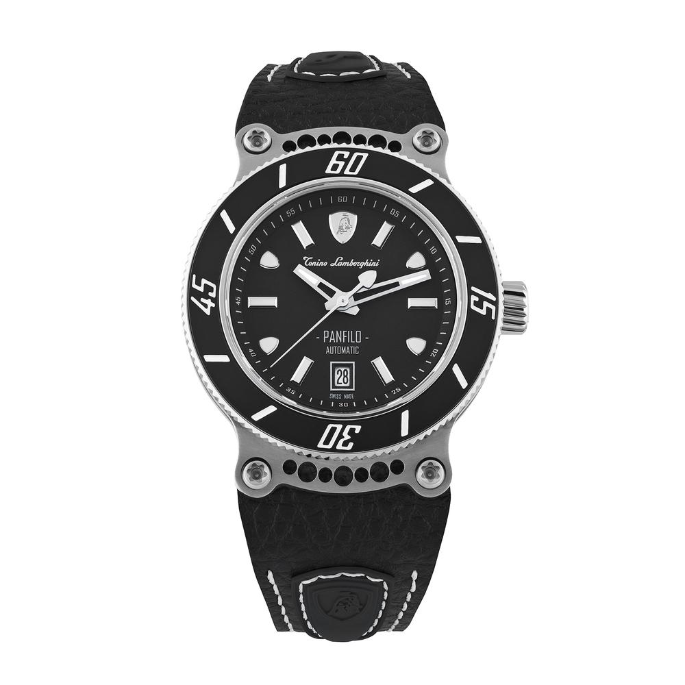 Tonino Lamborghini-Panfilo automatic watch white