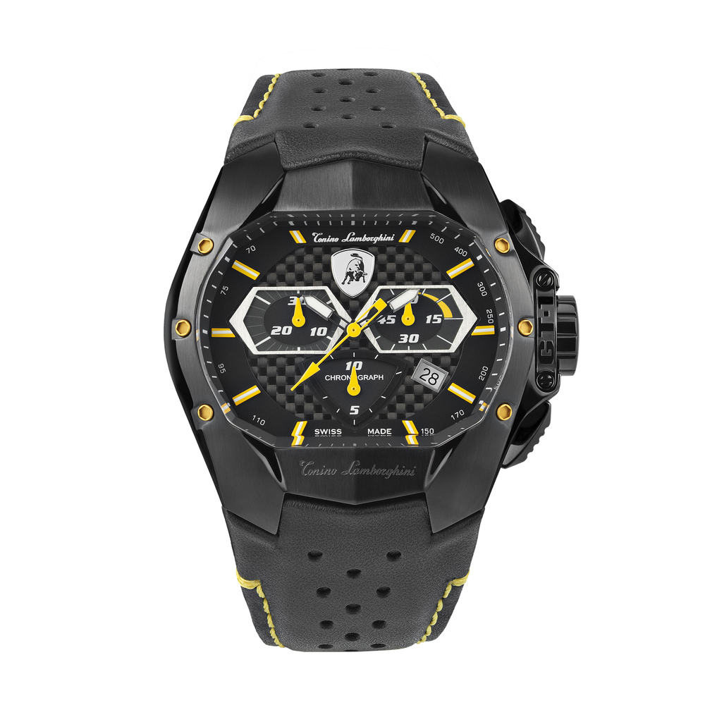 Tonino Lamborghini - GT1 Chrono Watch yellow