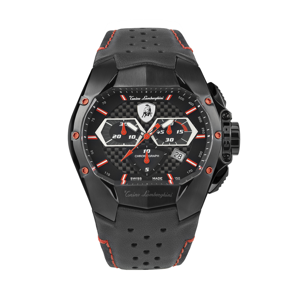 Tonino Lamborghini - GT1 Chrono Watch red