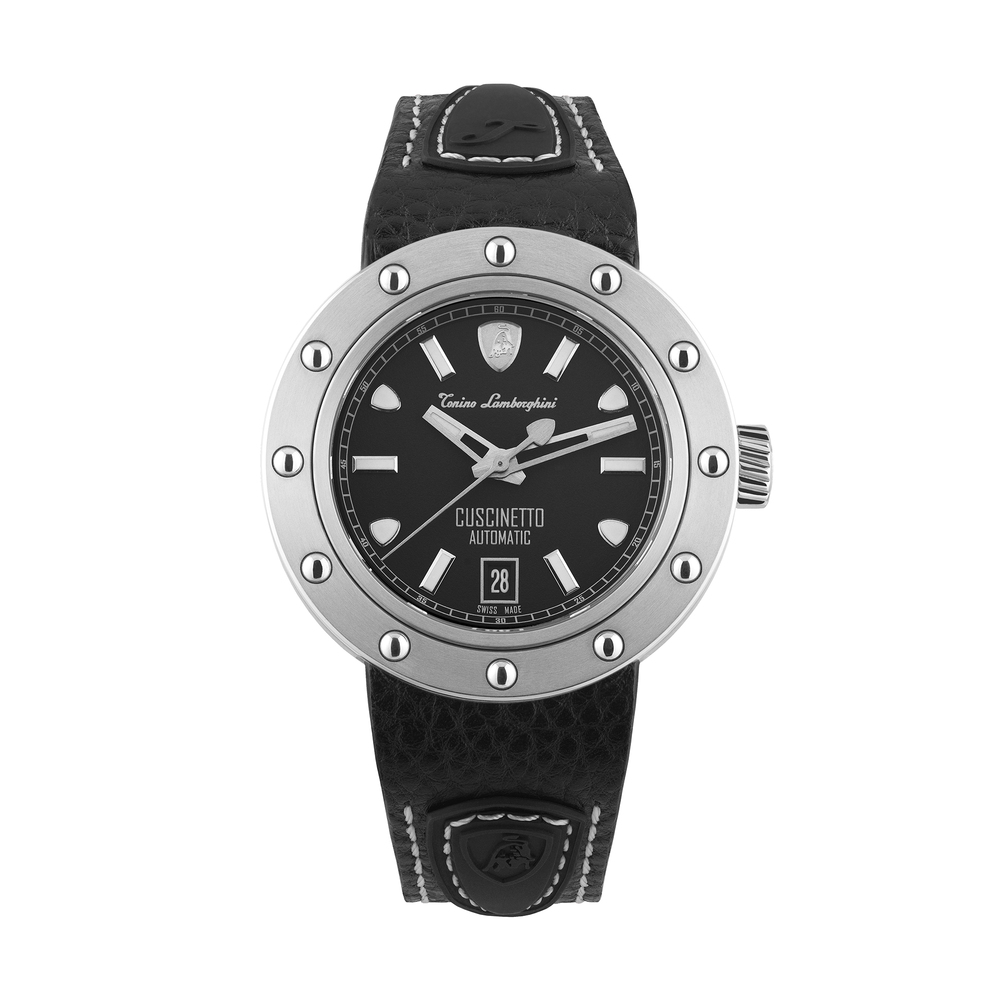 Tonino Lamborghini - Cuscinetto automatic watch white