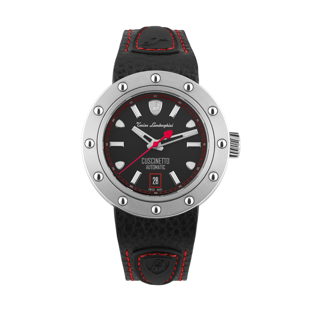 Tonino Lamborghini - Cuscinetto automatic watch red