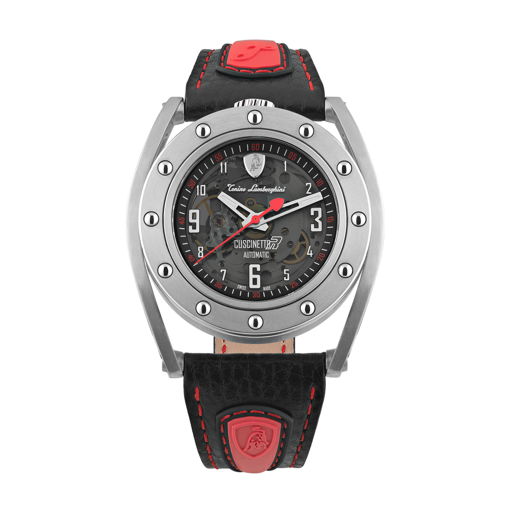 Tonino Lamborghini - Cuscinetto R automatic watch red