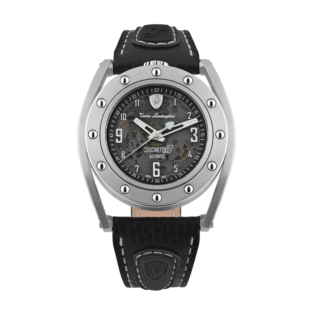 Tonino Lamborghini - Cuscinetto R automatic watch white