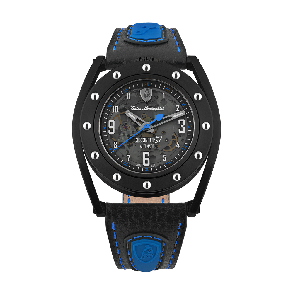 Tonino Lamborghini - Cuscinetto R automatic watch blue