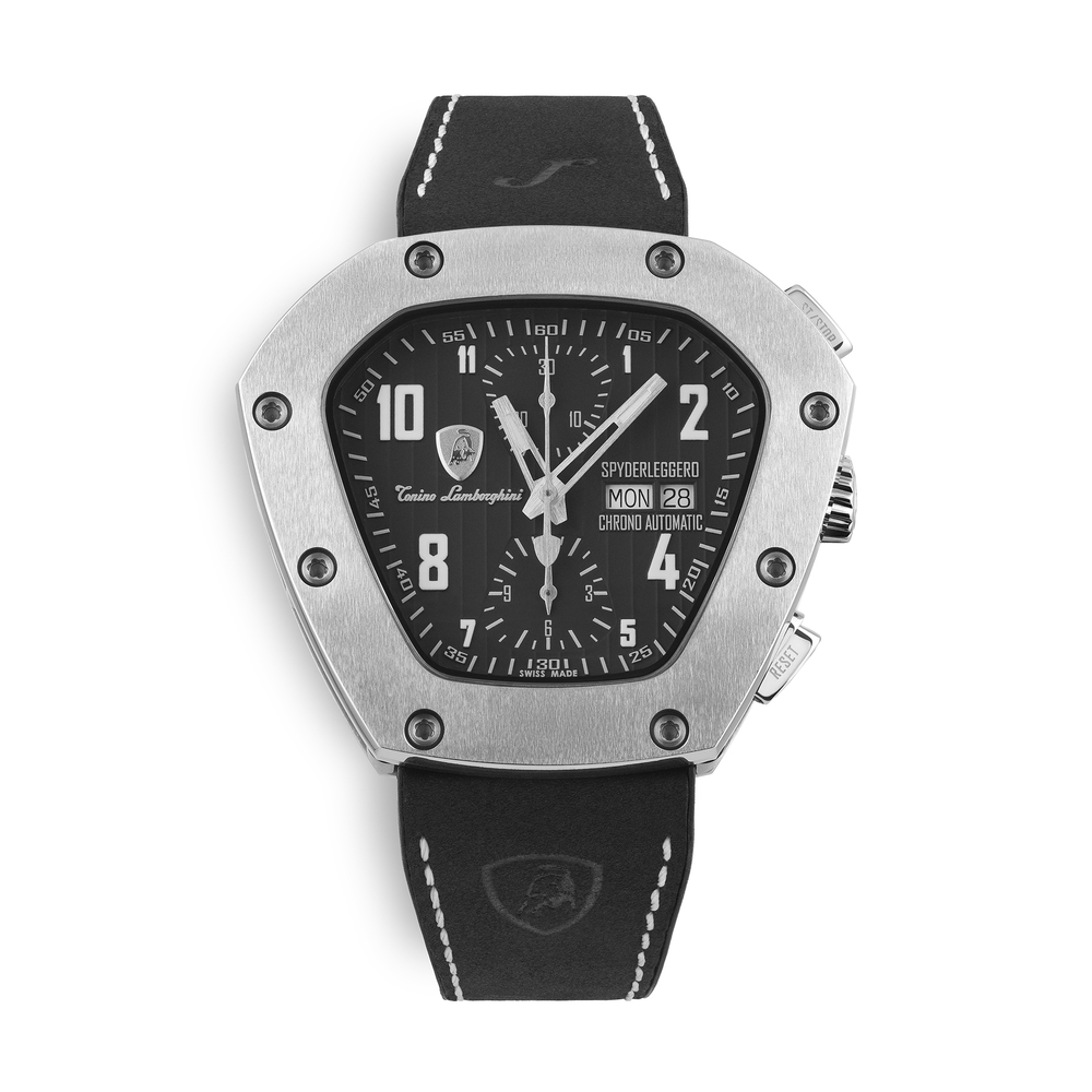 Tonino Lamborghini - Spyderleggero Chrono automatic watch white