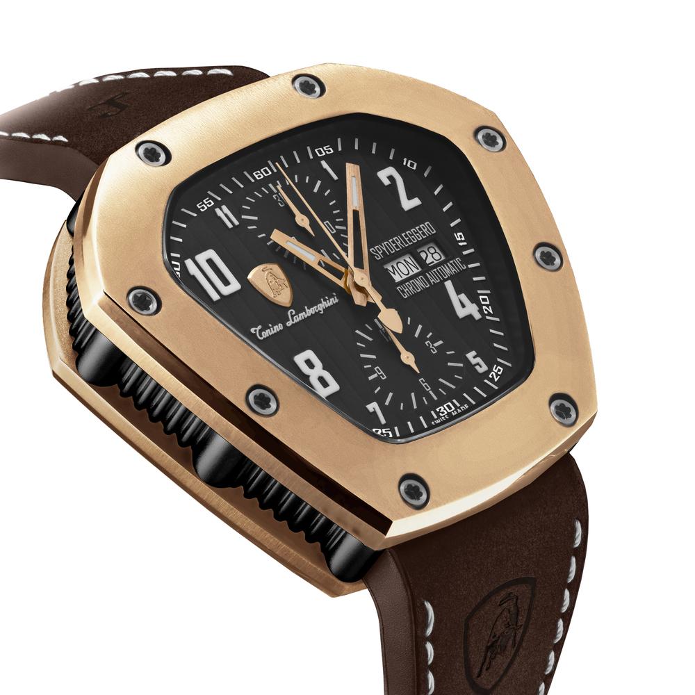 Cronografo automatico Spyderleggero Crono