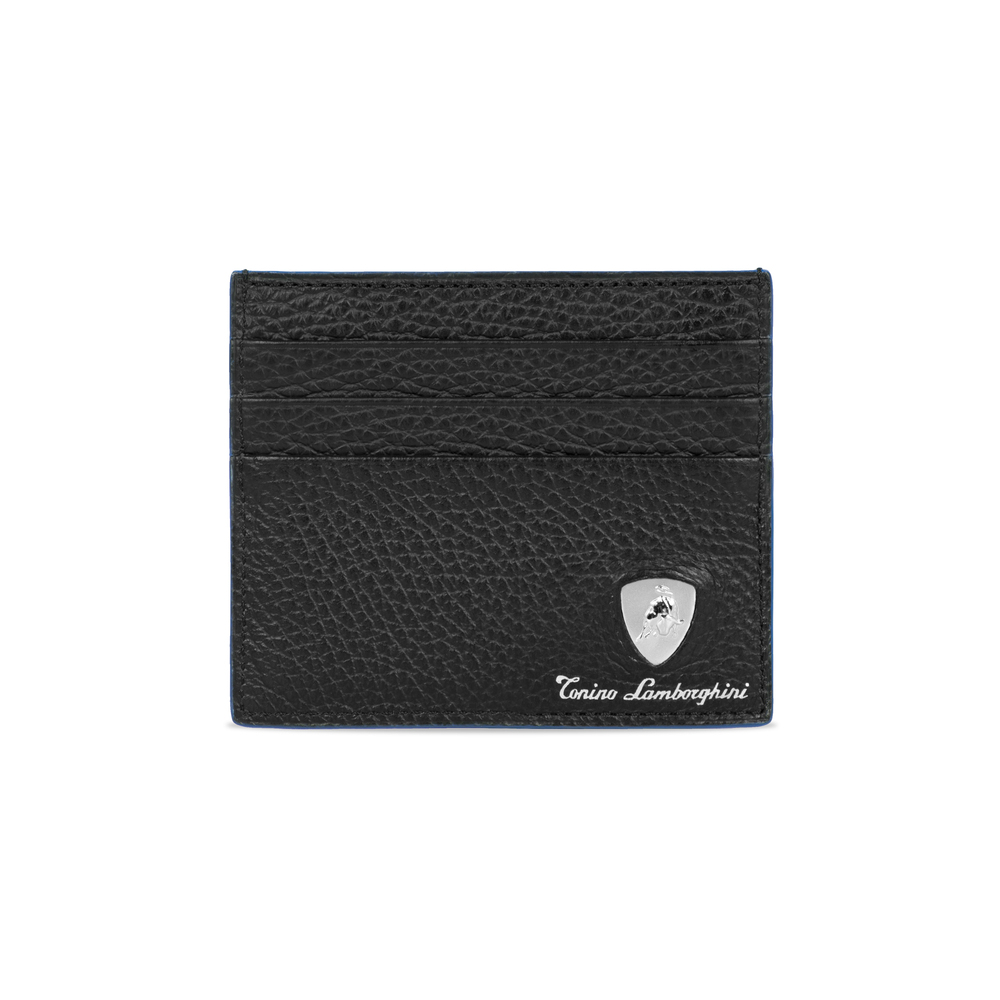 Tonino Lamborghini - Taglio PATL1945 Saffiano Leather Credit Card Holder