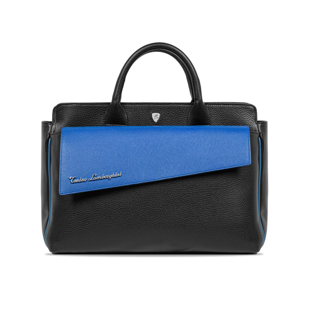 Tonino Lamborghini-Taglio Women's Handbag blue