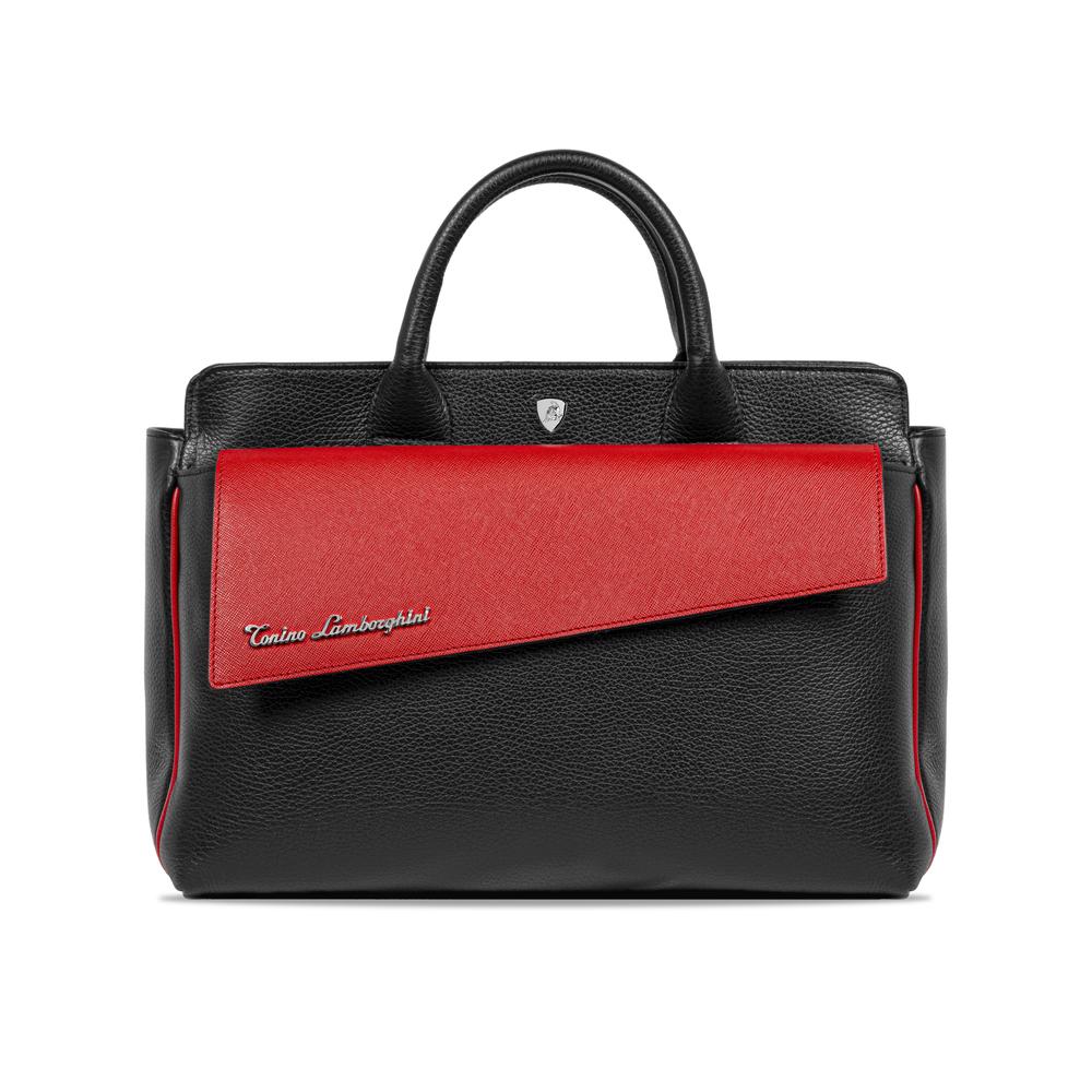 Tonino Lamborghini-Taglio Women's Handbag red