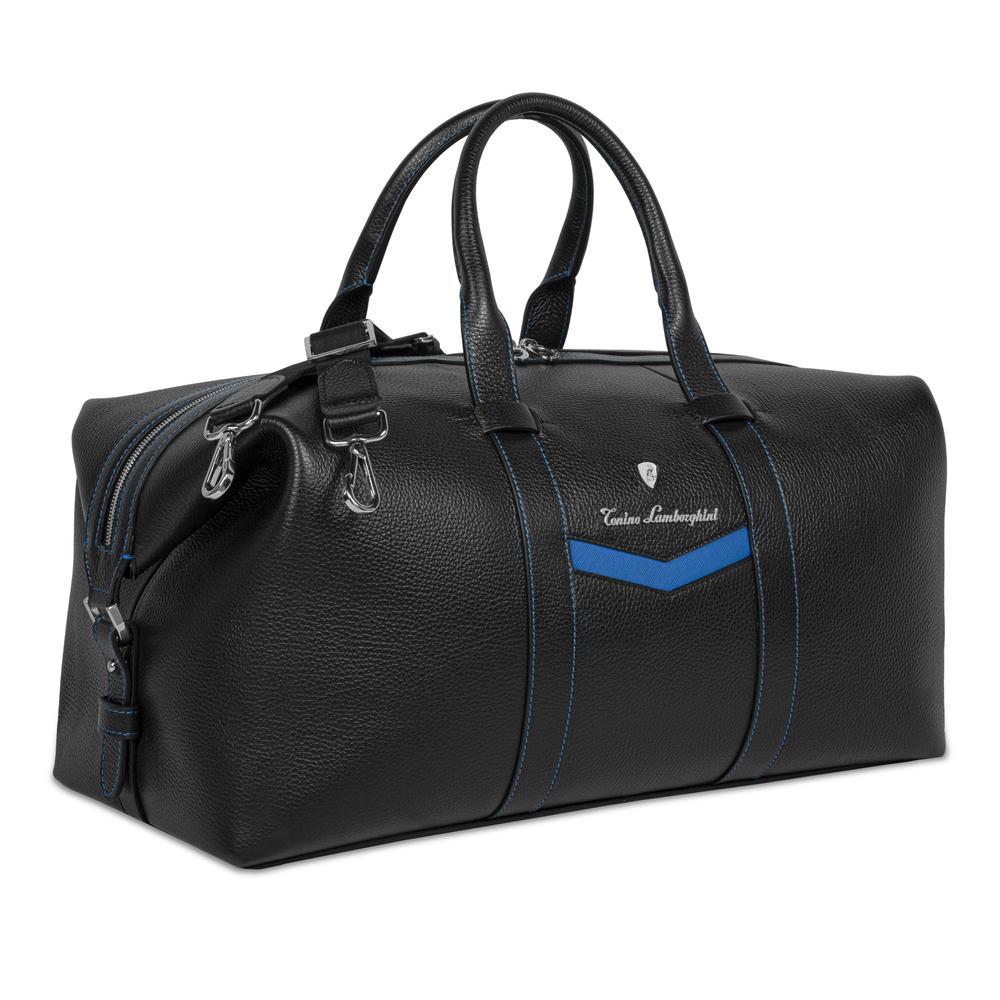 Taglio PATL19114 Saffiano Leather Duffle Bag