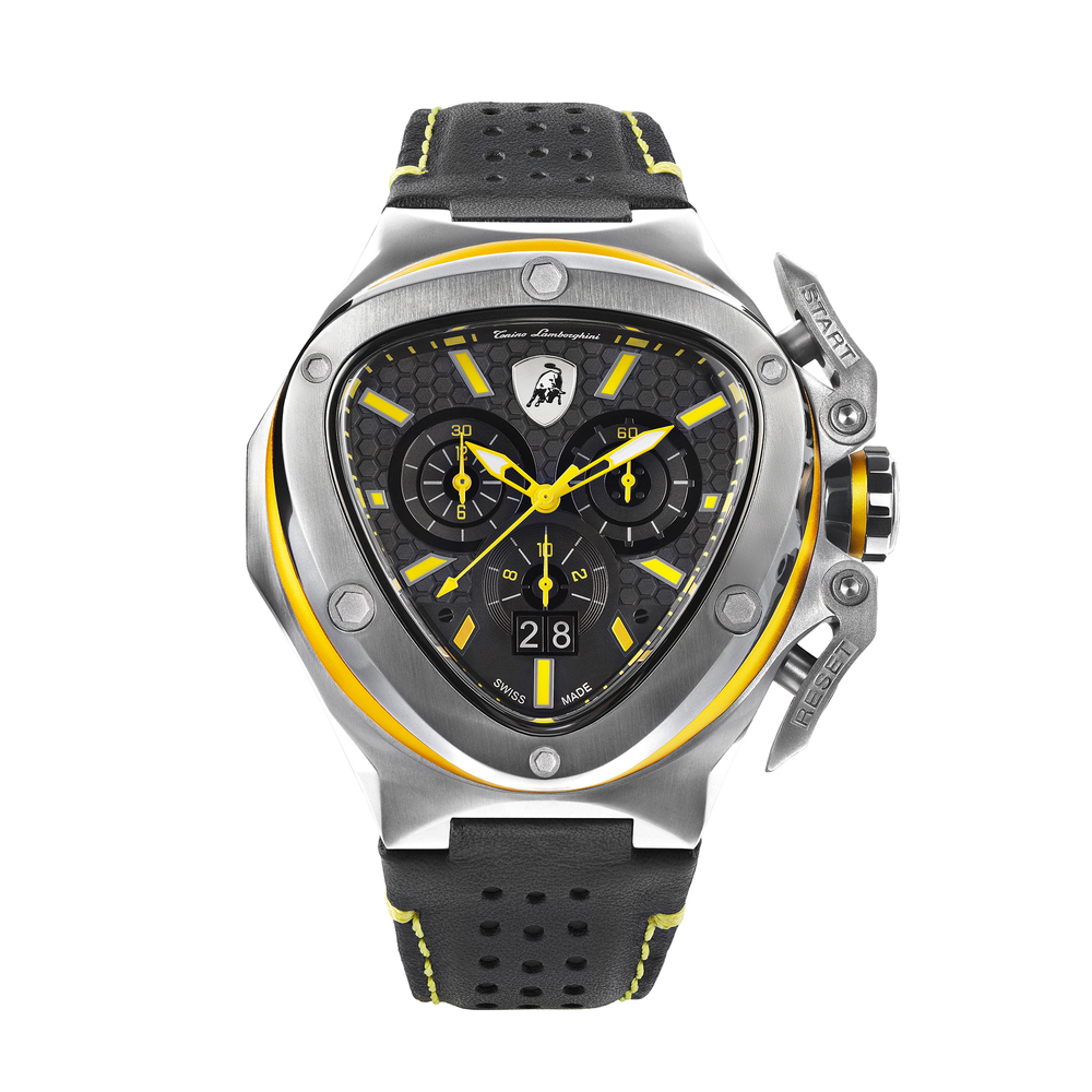 Tonino Lamborghini - Spyder X SS Chrono Watch Yellow