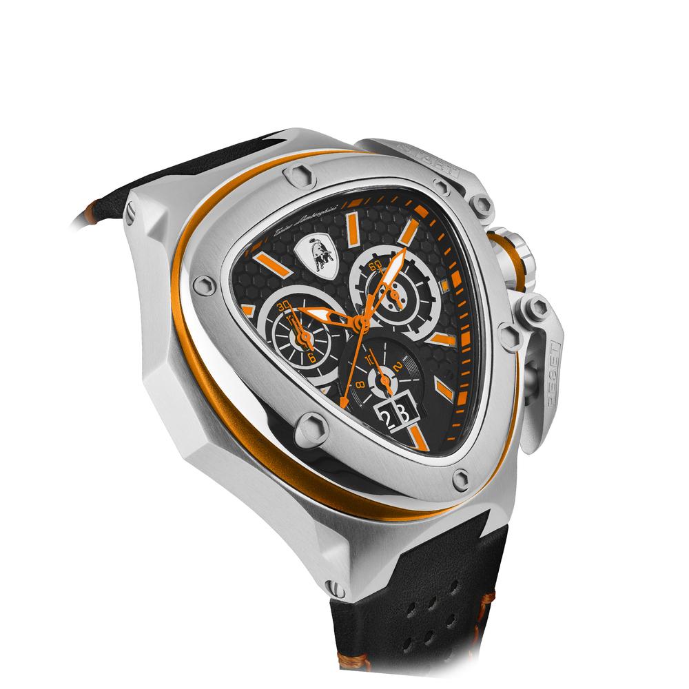 Spyder X SS Chrono Watch Orange