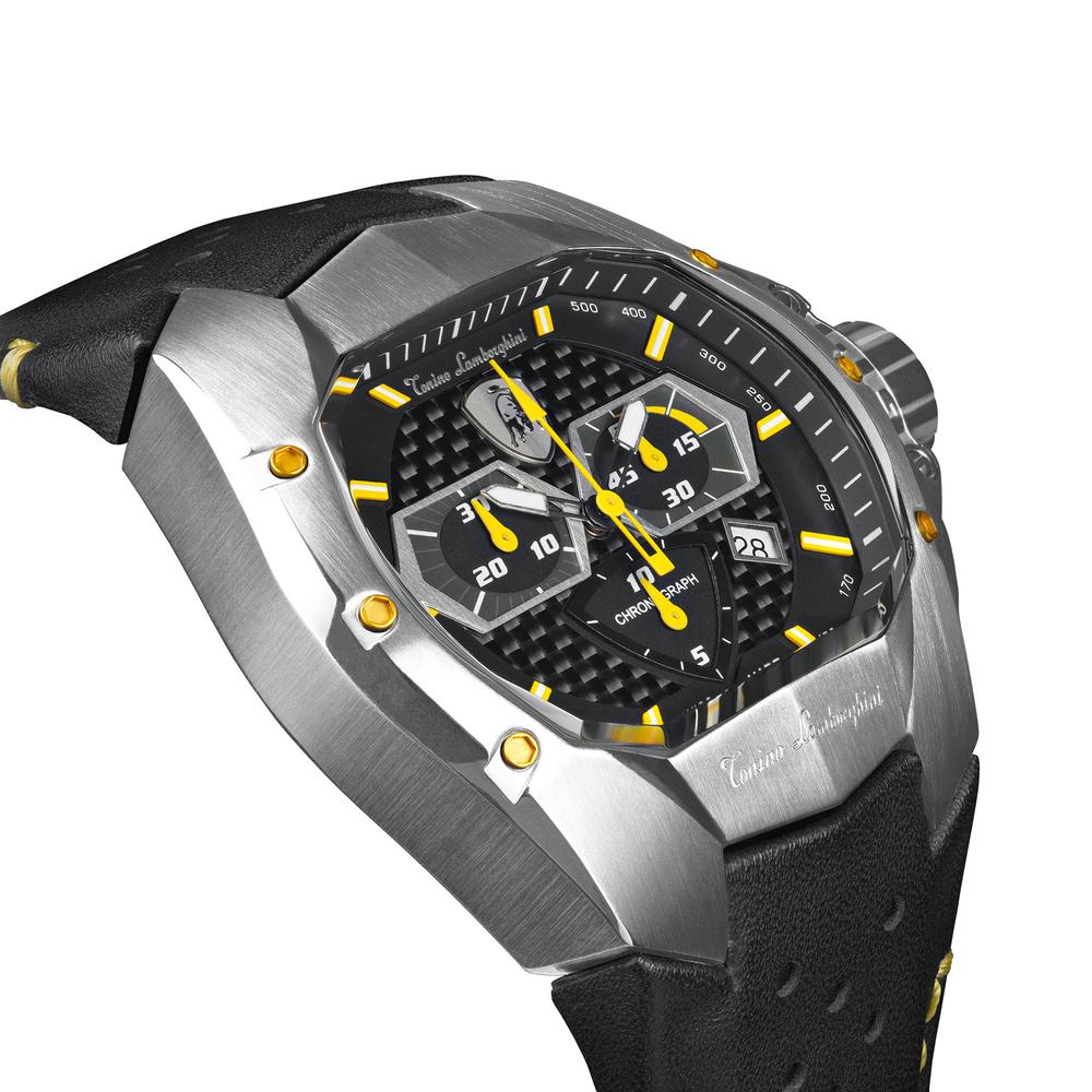 GT1 SS Chrono Watch Yellow