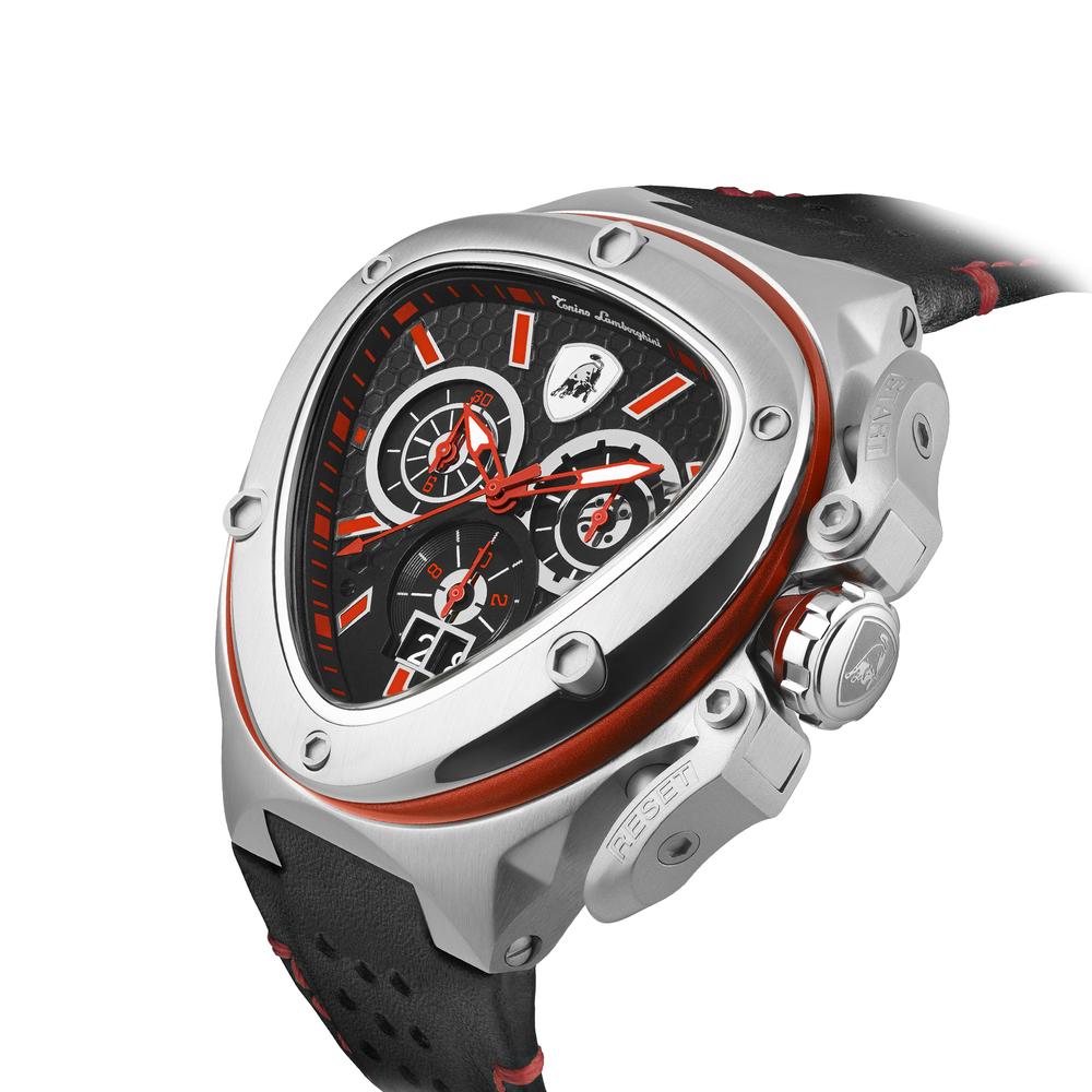 Spyder X SS Chrono Watch Red